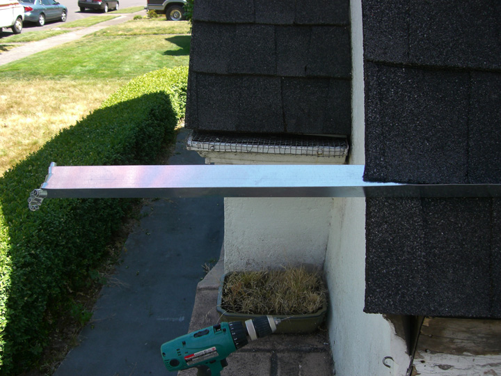 Diverter Replaces Gutter (189827 Bytes) ...